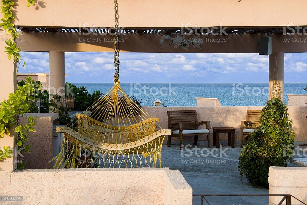 Vacation Heaven royalty-free stock photo