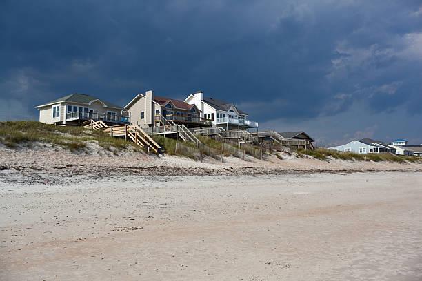 Ferienwohnungen in Topsail Island – Outer Banks NC – Foto