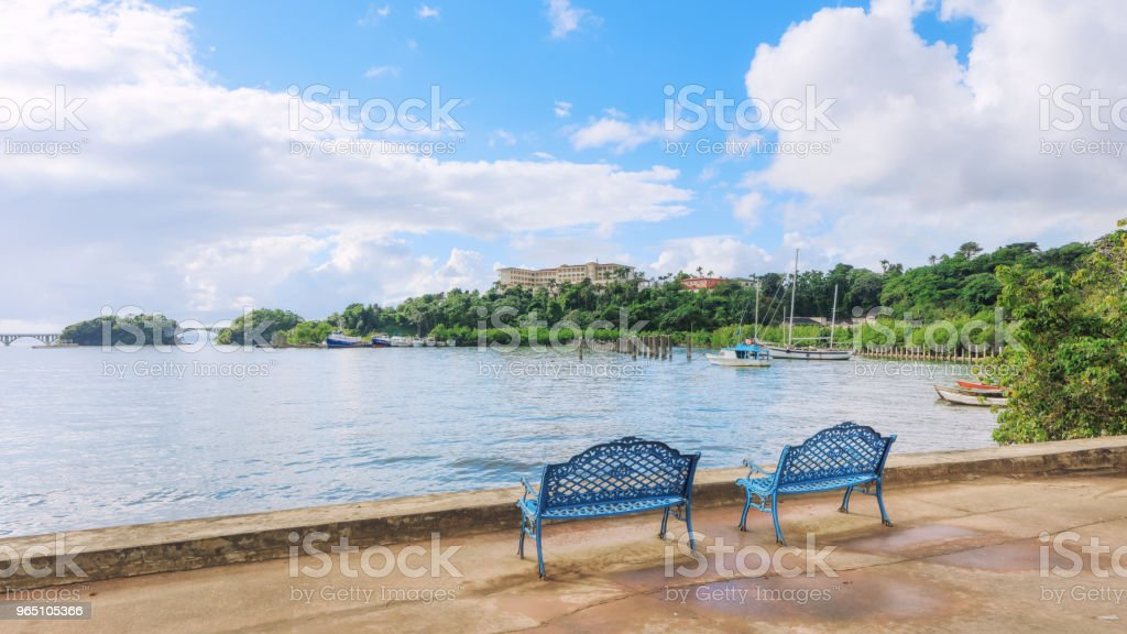 Vacation in Dominican Republic royalty-free stock photo