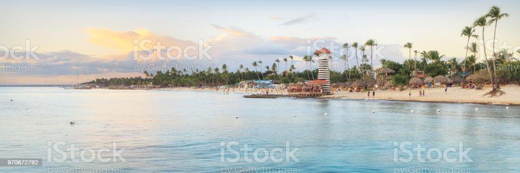 Urlaub in der Dominikanischen Republik – Foto