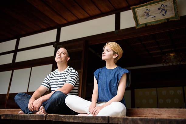 vacation in japan ストックフォト