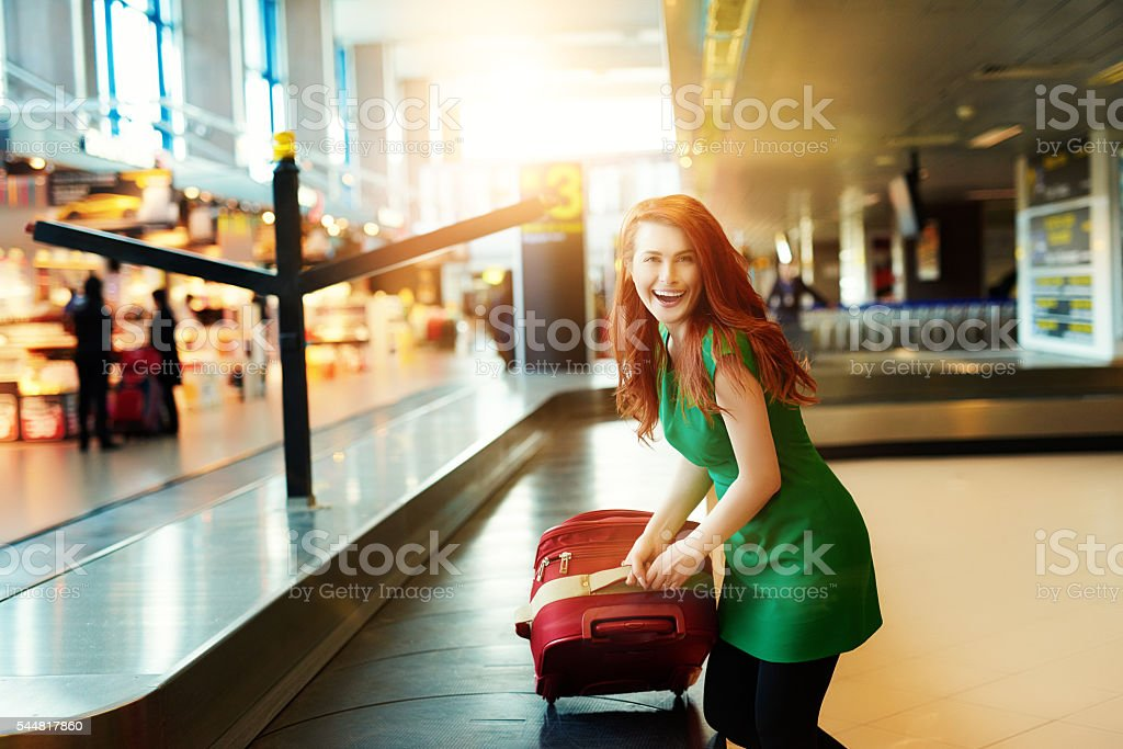 vacation is almost here stock photo