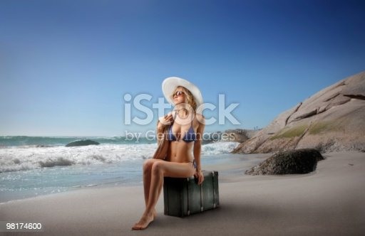Vacation Stock Photo & More Pictures of Adult