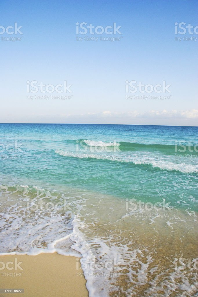 Vacation spot royalty-free stock photo