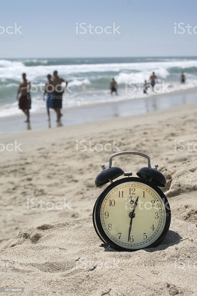 Vacation / Summer Time royalty-free stock photo