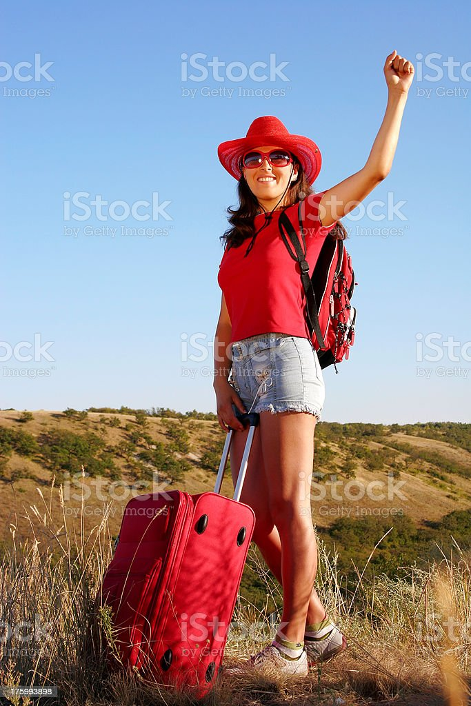 Vacation time!!! royalty-free stock photo