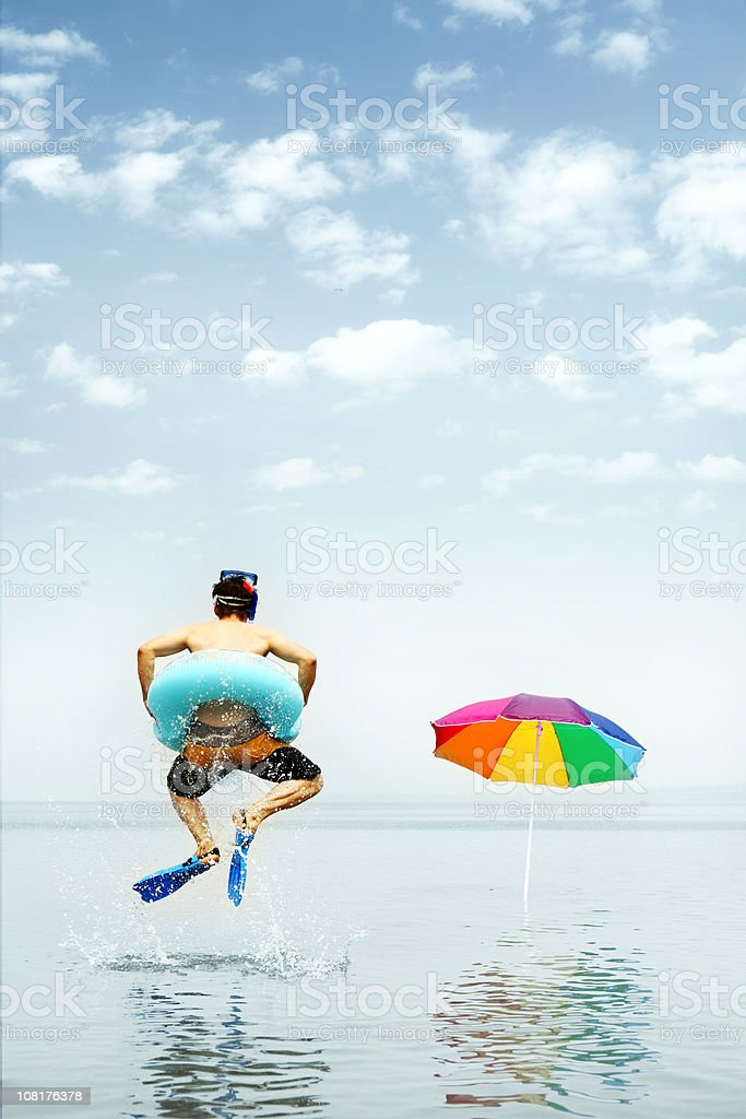 Vacations... Here I come royalty-free stock photo