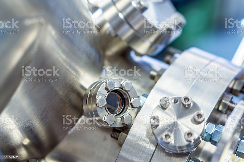 Vacuum stock photo