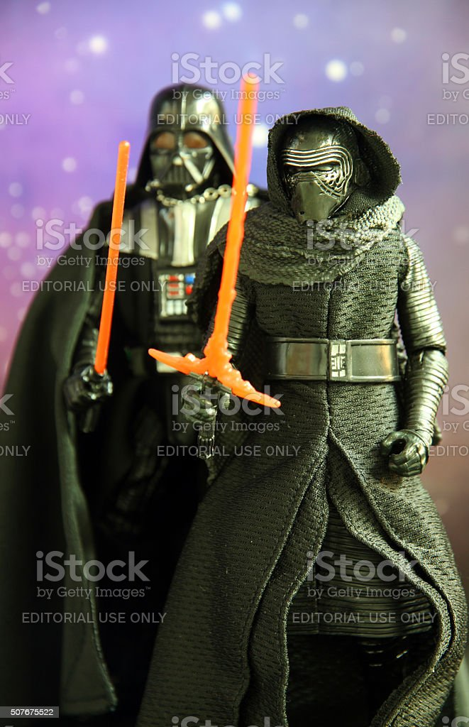 Vader's Legacy stock photo