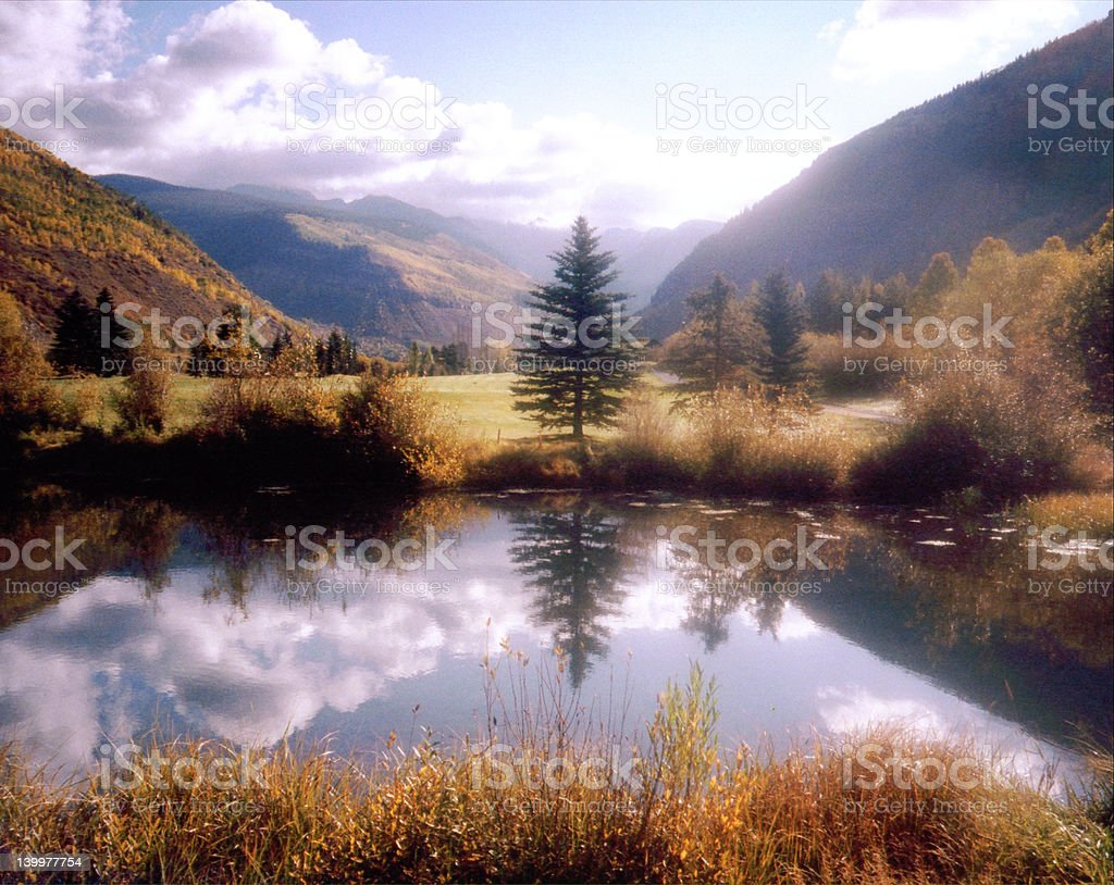 Vail royalty-free stock photo