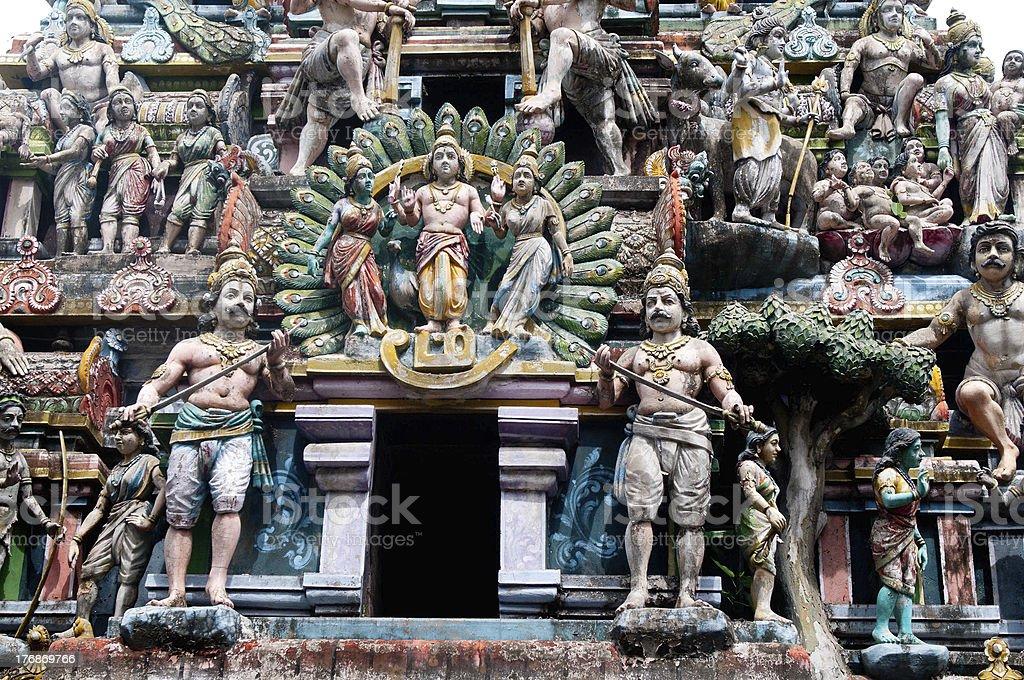 Vaitheeswaran Kovil stock photo