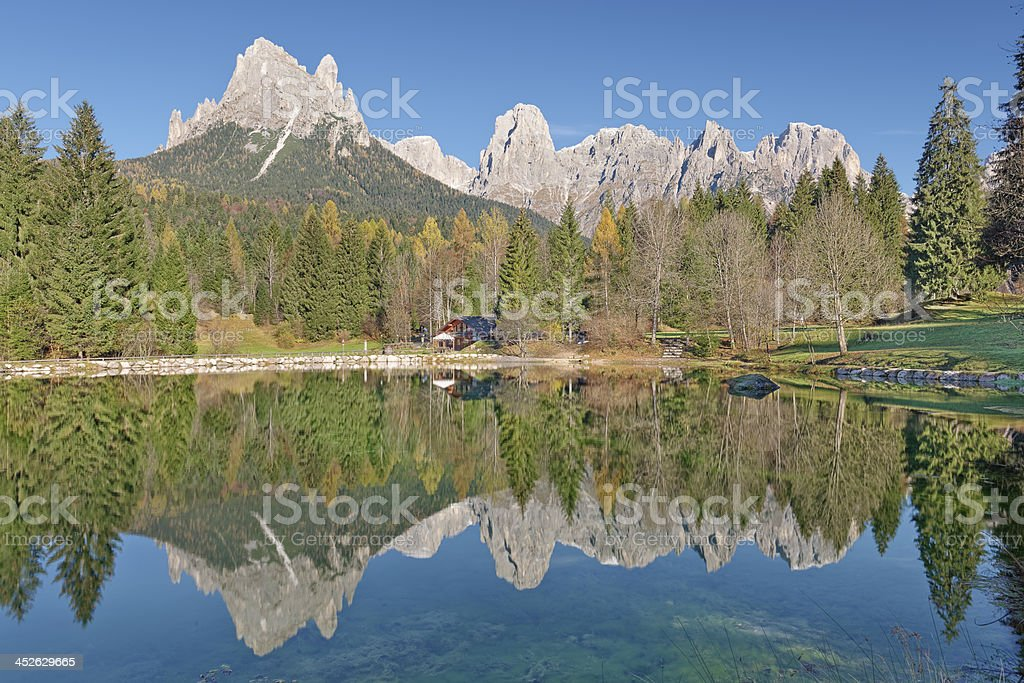 Val Canali stock photo