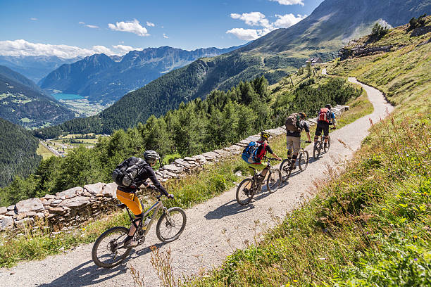 Val Poschiavo Downhill, Schweiz – Foto