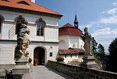 istock Valdstejn Castle 91417200