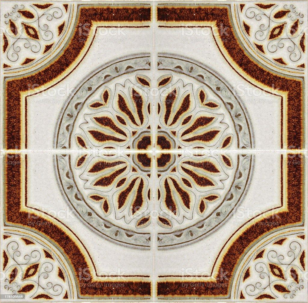 Valencia azulejos royalty-free stock photo