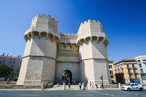 Valencia - Serrano Gate
