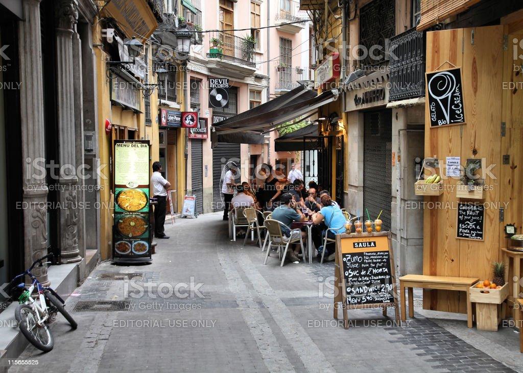 Valencia, Spain royalty-free stock photo