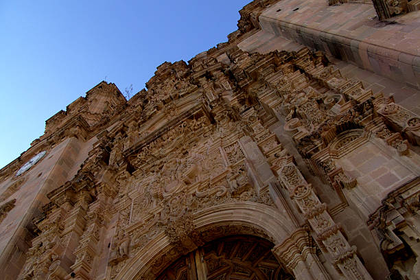 Valenciana Church  Amen stock pictures, royalty-free photos & images