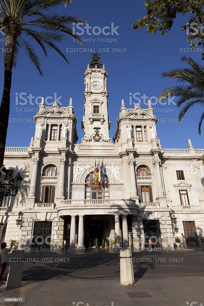 Valencia stock photo