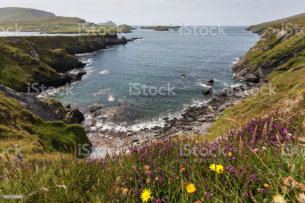 Valentia Ring of Kerry stock photo