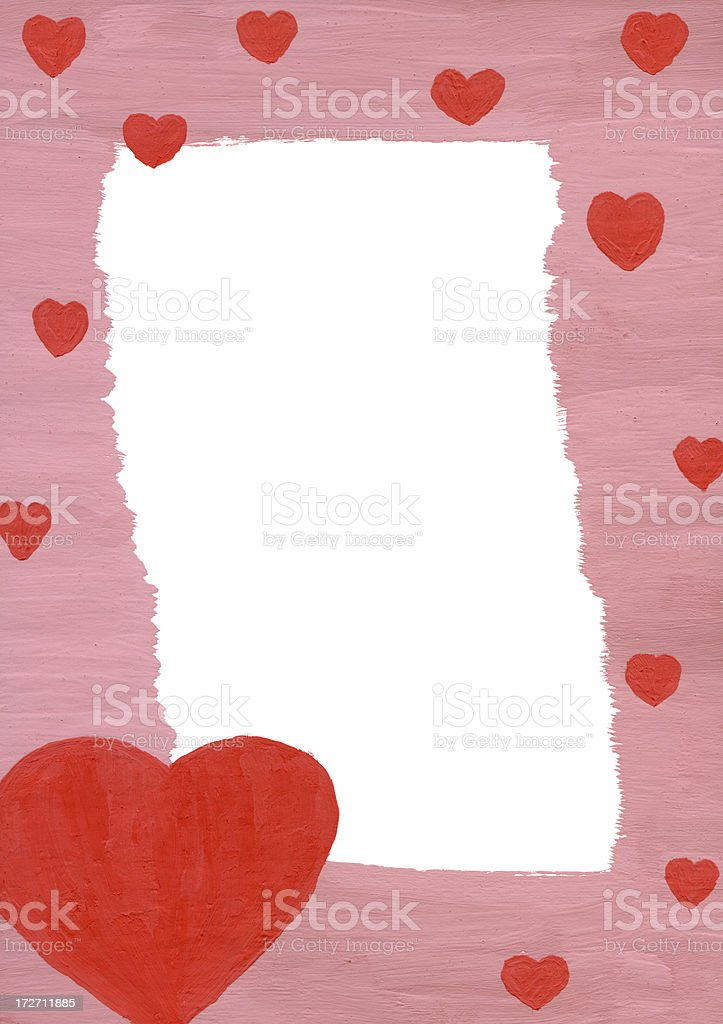 Valentine background. royalty-free stock photo