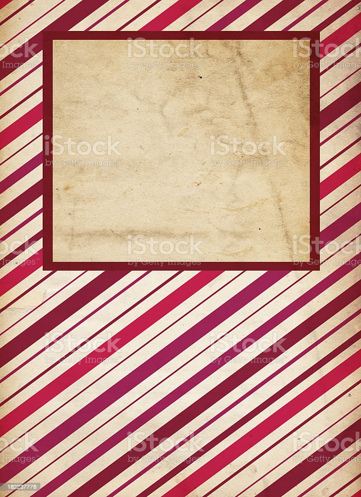 Valentine Background; XXXL Stripes royalty-free stock photo