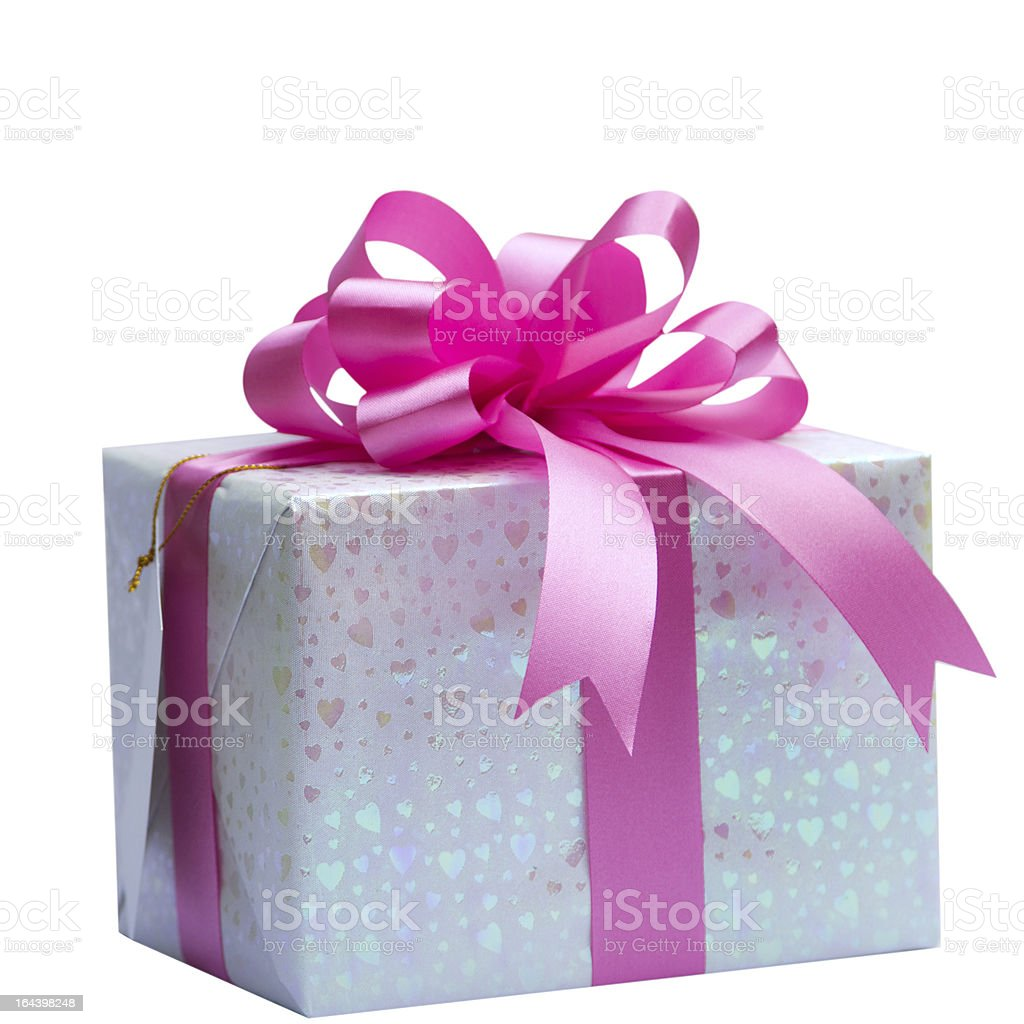 valentine box royalty-free stock photo