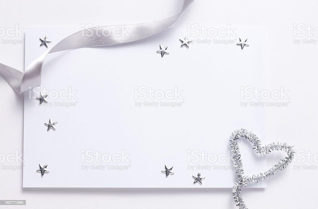 Valentine Card royalty-free stock photo