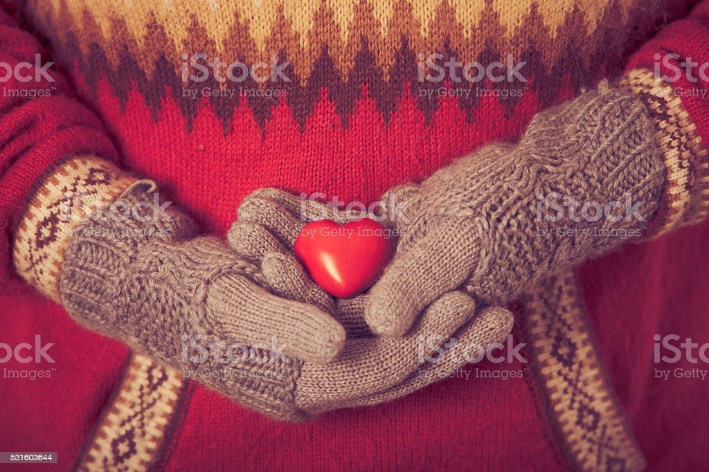 Valentinstag-Konzept – Foto