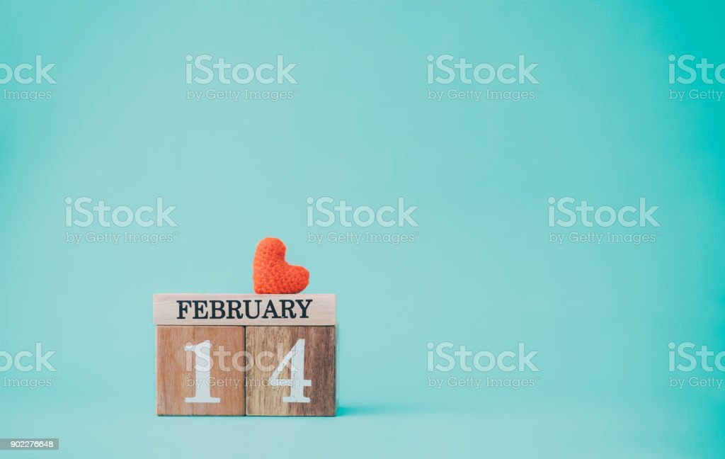 Valentine Tag Idee Hintergrund Konzept. – Foto