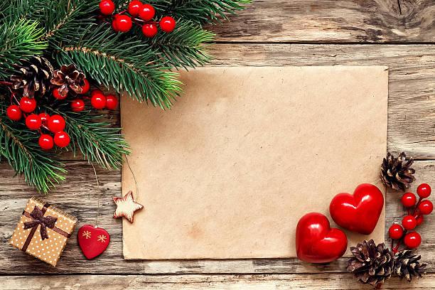 バレンタインデーのハートのカードが ストックフォト
