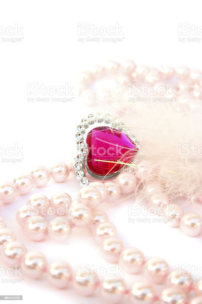Dia dos Namorados coração - Foto de stock de Acessório royalty-free