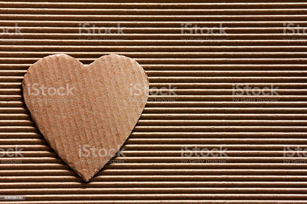 Valentine - heart symbol stock photo