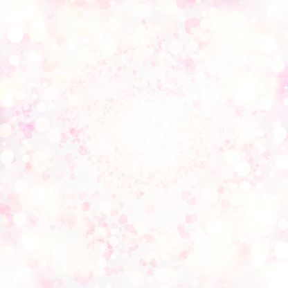 896306118 istock photo Valentine Hearts Abstract Pink Background. 1092724432