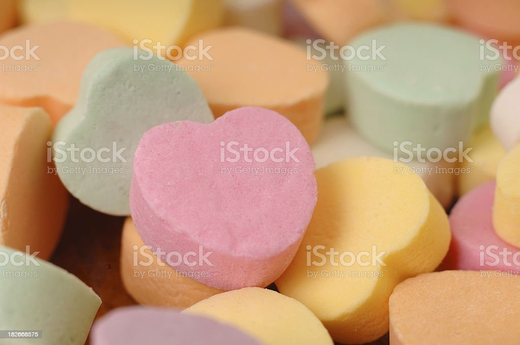 Valentines candy 3 royalty-free stock photo