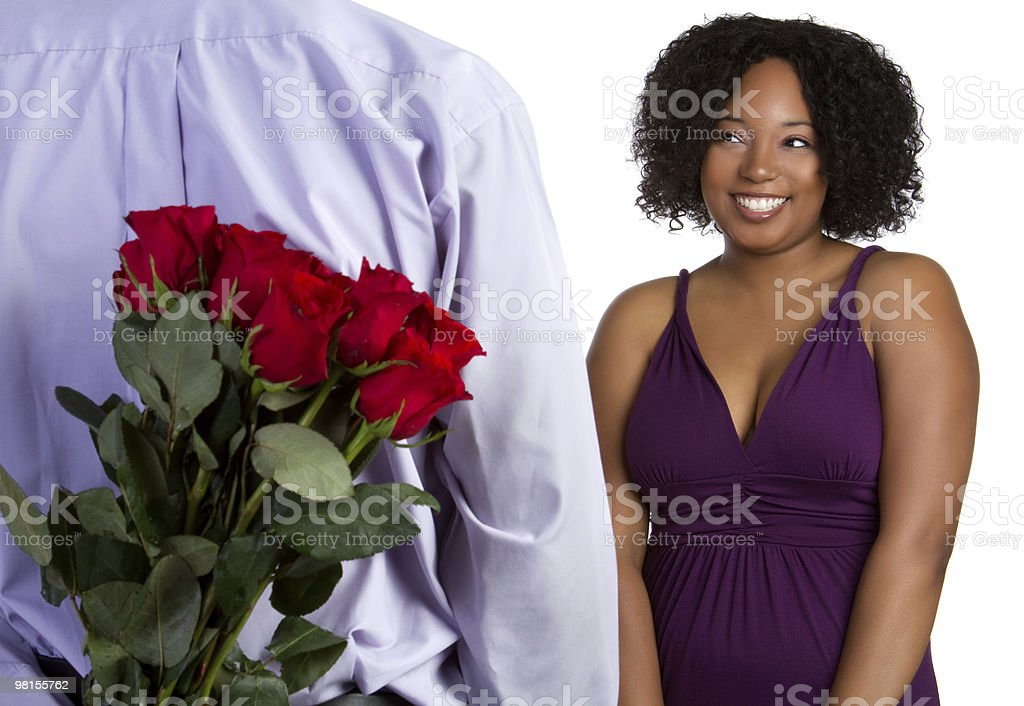 Valentines Couple royalty-free stock photo