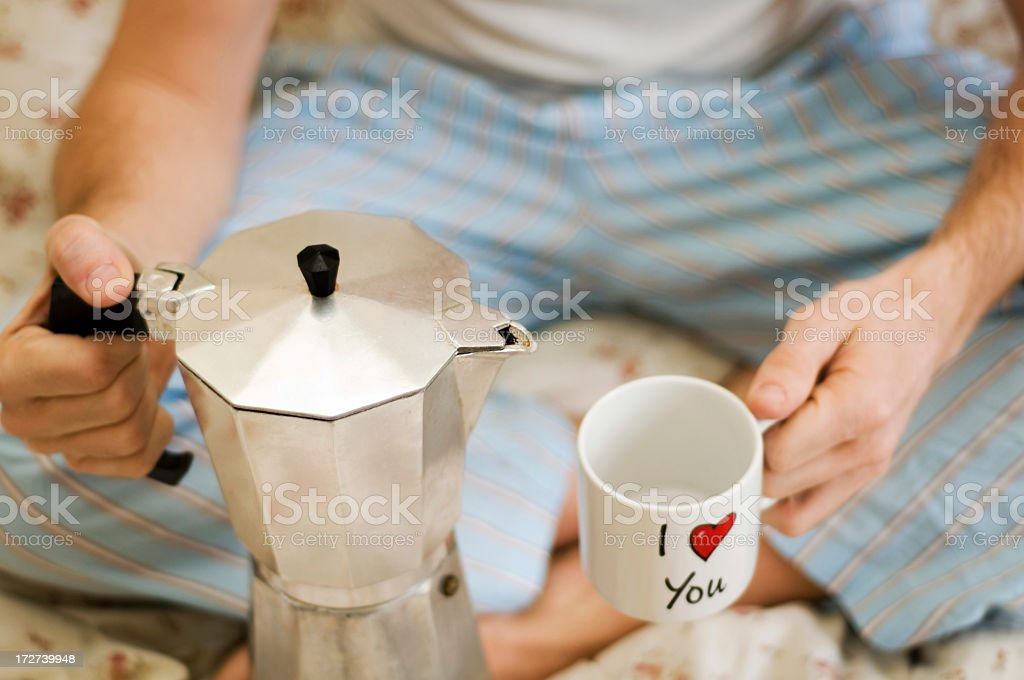 Valentine's day alone royalty-free stock photo