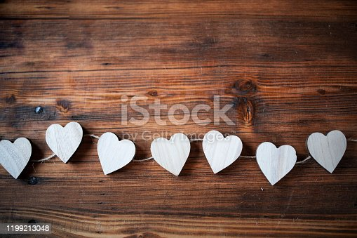 istock Valentine`s Day Background 1199213048