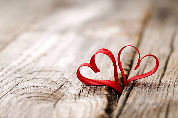 valentines day background - february stock photos and pictures