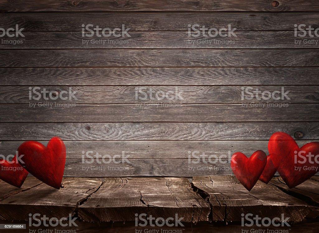 Fundo do Dia dos Namorados  - foto de acervo