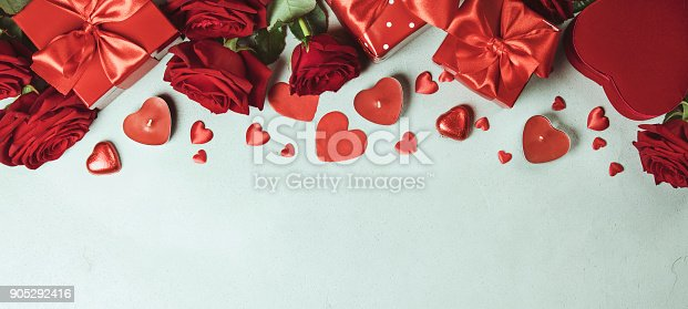 istock Valentine's day background 905292416