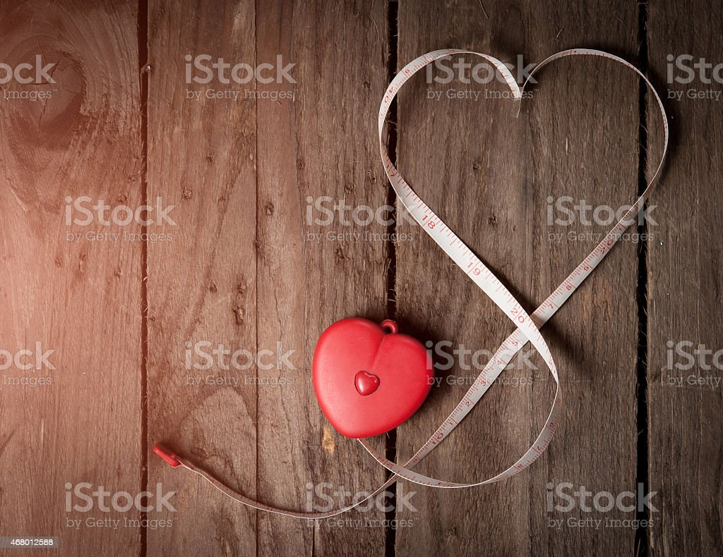 Valentines day background Red cartridges meters stock photo