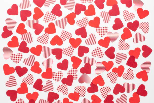 Valentines day background, romantic love simple texture. stock photo