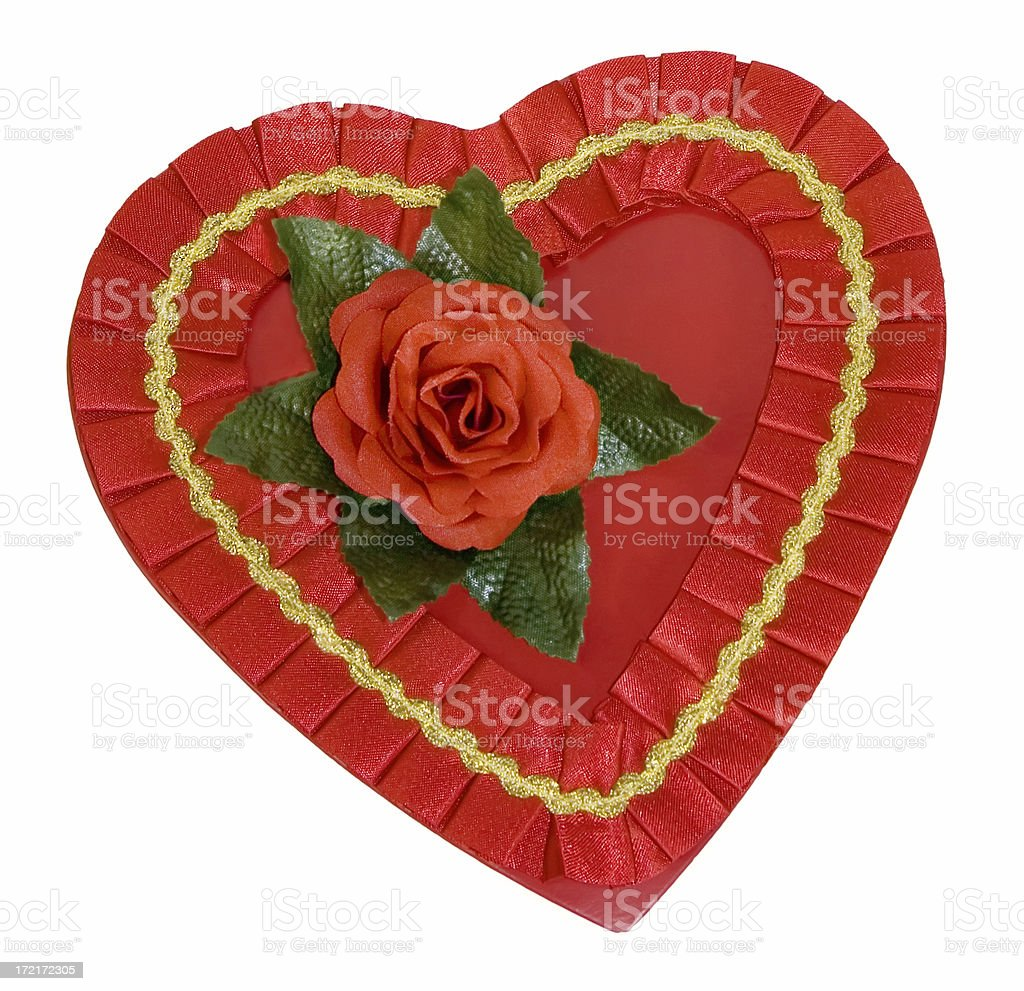 Valentines Day Candy Heart royalty-free stock photo