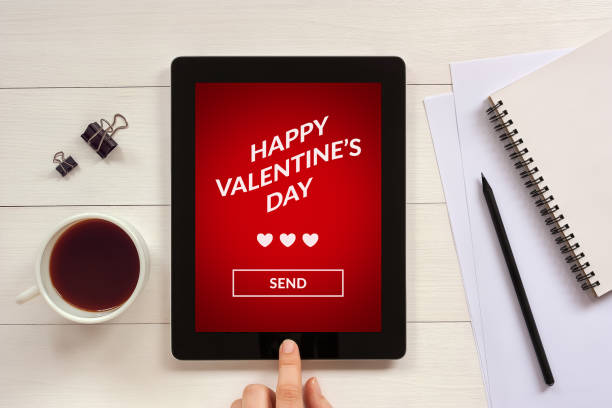 Tablet-Dating-App
