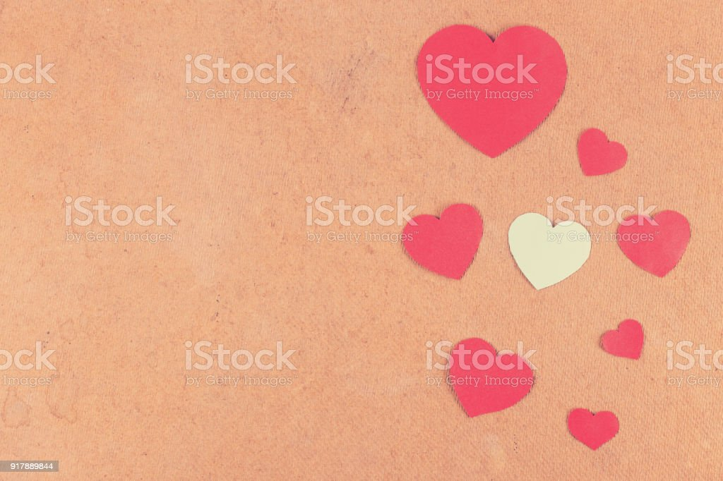 Valentines Day Crafts For Kids Toned Stock Photo More Pictures Of