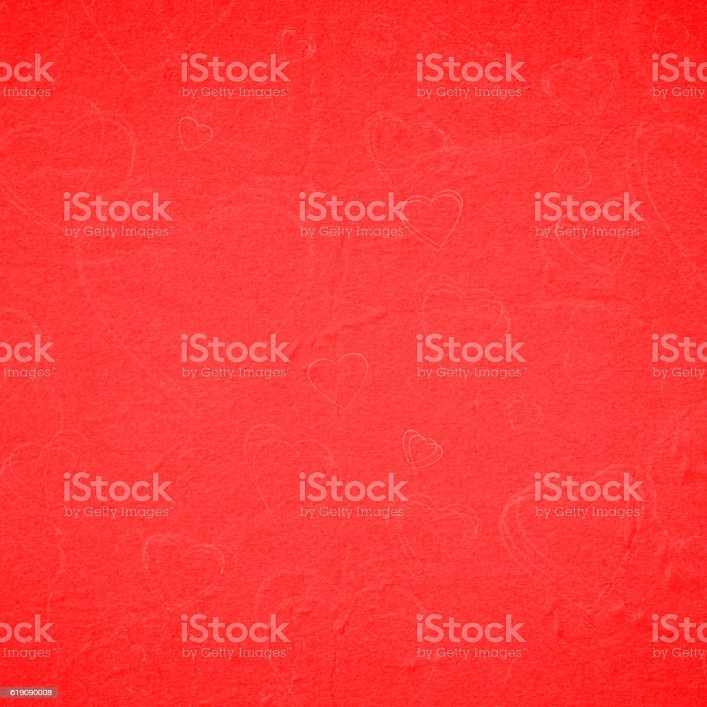 Valentines day decoration background stock photo