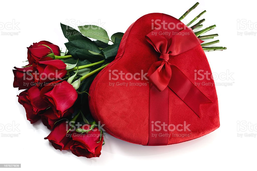 Valentines Day Gifts royalty-free stock photo