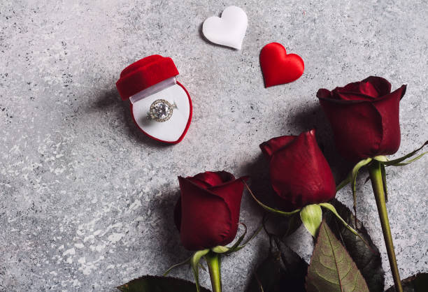 Valentines day marry me wedding engagement ring in box with red rose picture id902973878?b=1&k=6&m=902973878&s=612x612&w=0&h=beeyfahenwfxualwmwpockcyuudtcj7pq2xb47jstyu=