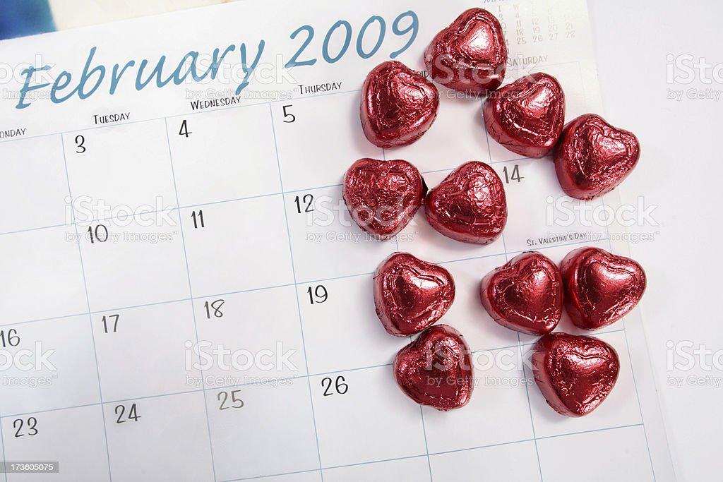 Valentines Day royalty-free stock photo
